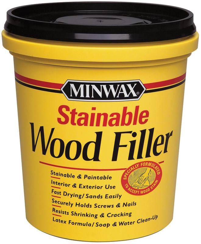 16Oz Stain Wood Filler