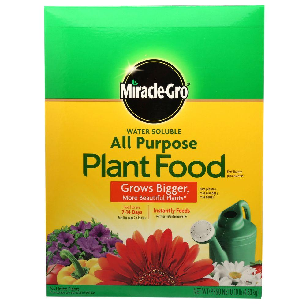 FOOD PLANT ALL PUR SOLBLE 10LB