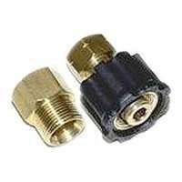 3/8F SCREW CONNECT 2PC