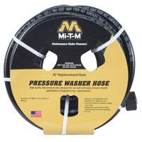 MI-T-M AW-0015-0239 Extension Hose, 1/4 in MBSP X M22 Female Screw, 30 ft L, 3000 psi