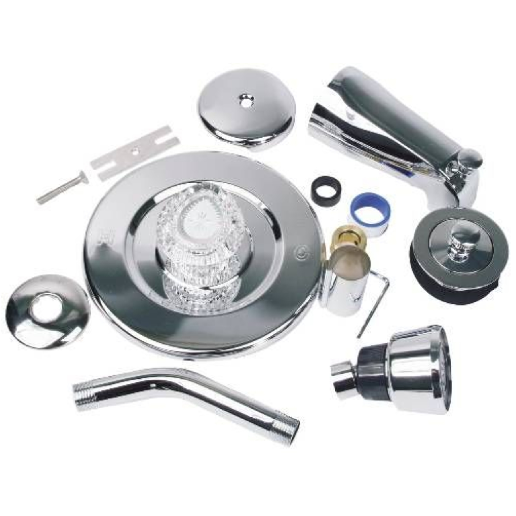 MIXET REBUILD KIT SINGLE LEVER FAUCET BRUSHED NICKEL