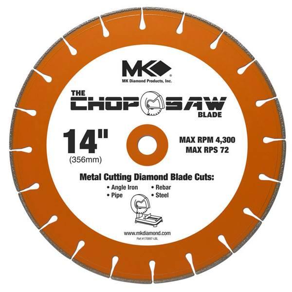 BLADE SAW CHOP METAL 14IN