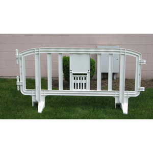 Movit Barricade - White