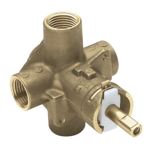 Moen 62300 Posi-Temp Pressure Balancing Cycling Rough-In Valve