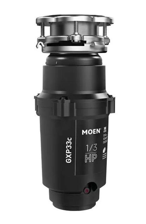 MOEN GX PRO SERIES GARBAGE DISPOSAL, 1/3 HP