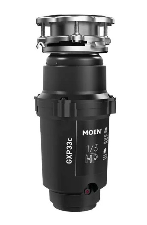 DISPOSER GARBAGE CONT FD 1/3HP