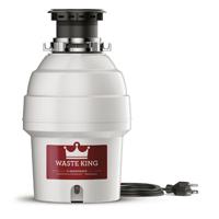 Waste King Legend 3300 Garbage Disposer, 2700 rpm, 7/8 in