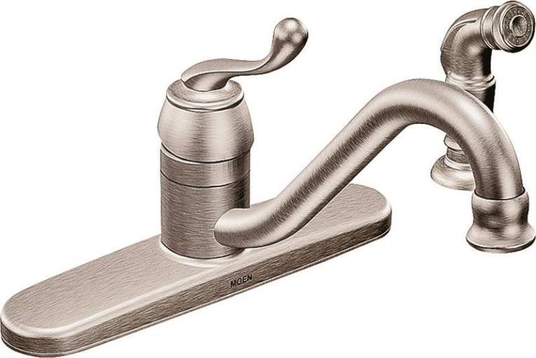 Kitchen Faucet Single Chrome