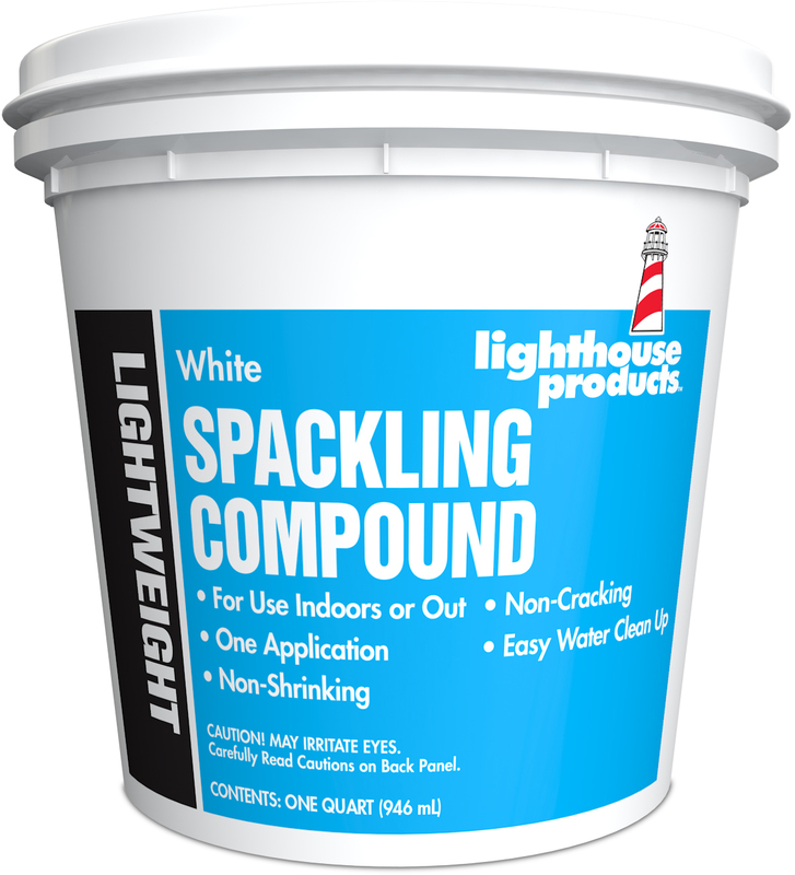 36479 QT LITEWEIGHT SPACKLE