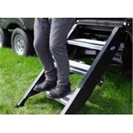 MORryde Fold Up Entry Step Tall 3 Step 26-28
