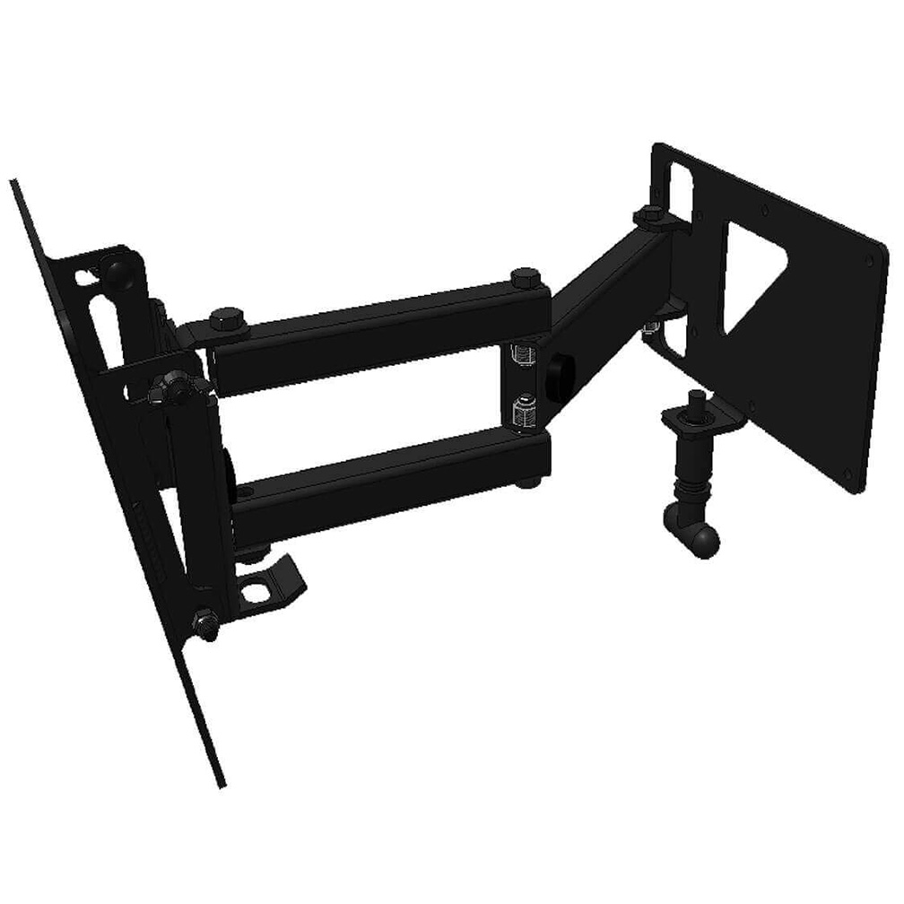 MORryde Extending Swivel TV Wall Mount  Heavy Duty