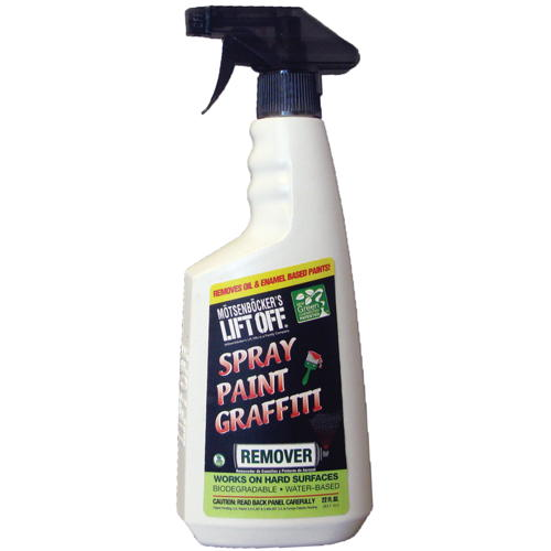 MOTSENBOCKER'S LIFT OFF � SPRAY PAINT GRAFFITI REMOVER, 22 OZ.