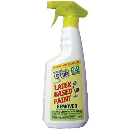 MOTSENBOCKER'S LIFT OFF � LATEX PAINT REMOVER, 22 OZ.
