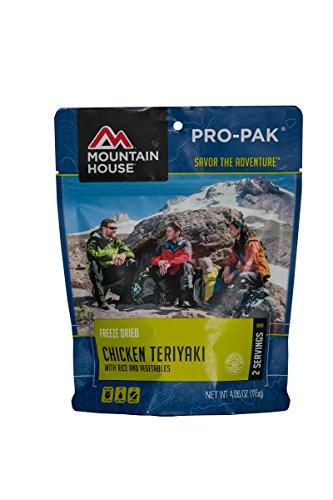 Mountain House Pro Pak, Chicken Teriyaki w/