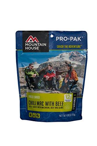 Mountain House Pro Pak, Chili Mac w/ Beef