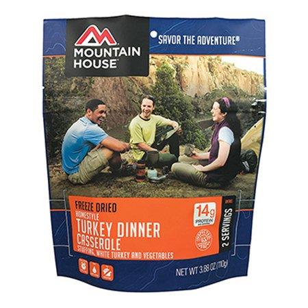 Mountain House EntrTe, Turkey Dinner Cassero