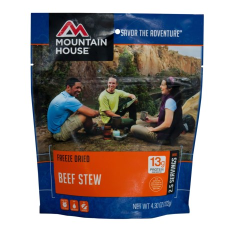 Mountain House EntrTe, Beef Stew EntrTe