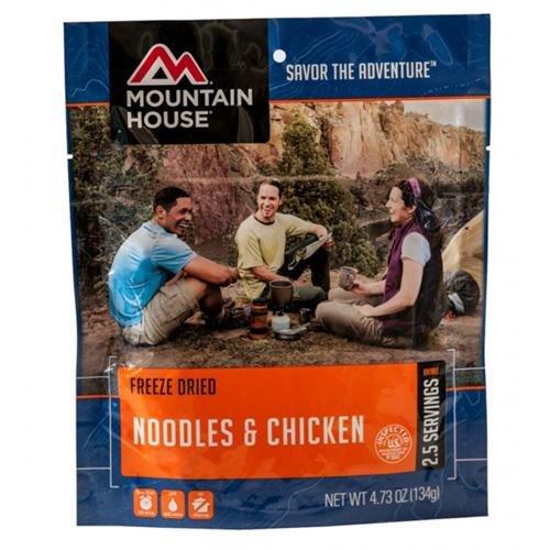 Mountain House EntrTe, Noodles & Chicken