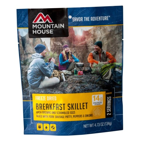 Mountain House EntrTe, Breakfast Skillet