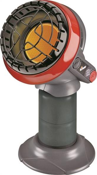 Compact Radiant Propane Heater