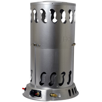 Mr Heater F270500 Portable Radiant Convection Heater, 75000 - 200000 BTU, 4700 sq-ft, Propane