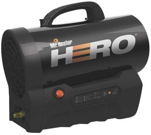 Mr Heater Hero Forced Air Propane Heater 35000 BTU Hr