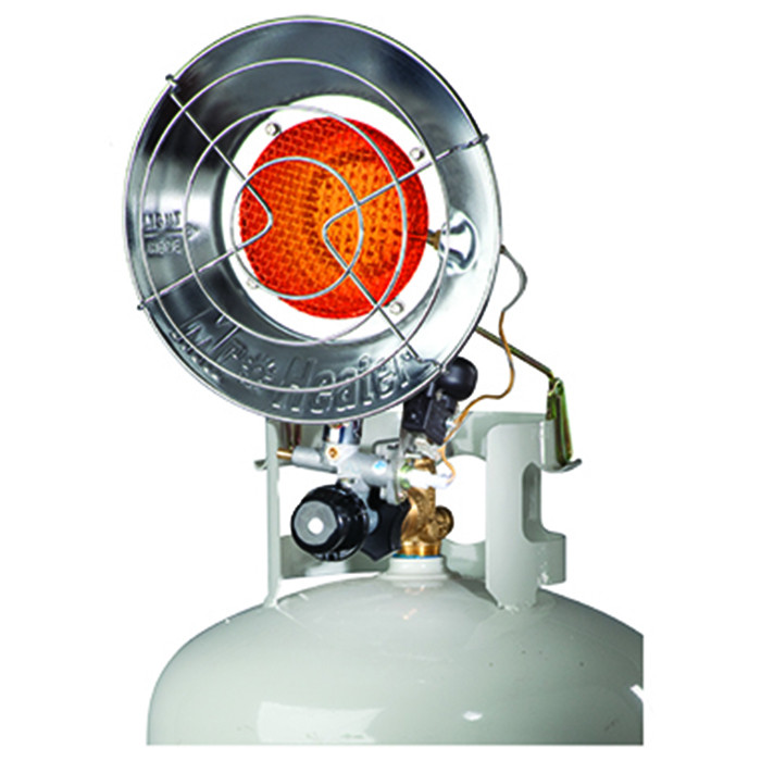 Mr Heater 10K-15K BTU Single Tank Top with Electronic Spark Ignition