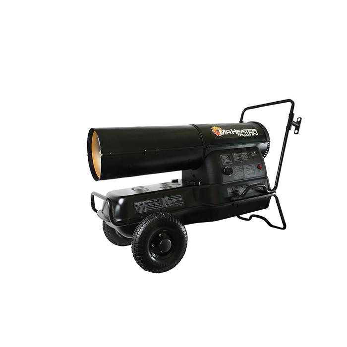 Mr Heater 175K BTU Forced Air Kerosene Heater