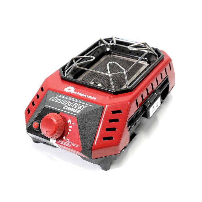 Mr. Heater Buddy Flex Cooker 4000-8000 BTU