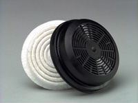 MSA R95 Prefilter For Comfo+ And Ultra-Twin+ Series Air Purifying Respirator (Requires 489219 Snap On Cover)