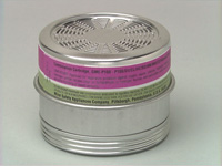 MSA GME Short Stack+ Cartridge For Comfo+ Series Air Purifying Respirator (APR) With P100 Filter