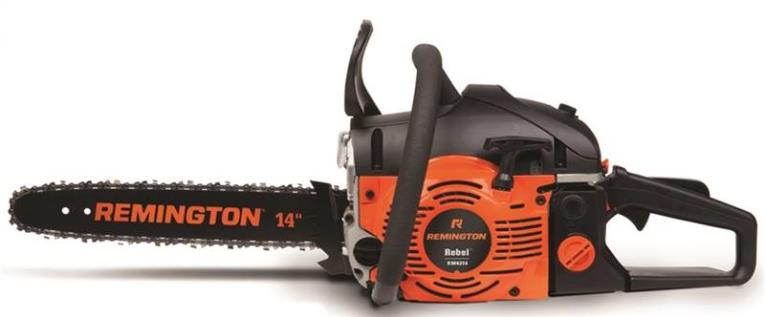 Remington 41AY425S983 Chain Saw, 42 cc, 14 in