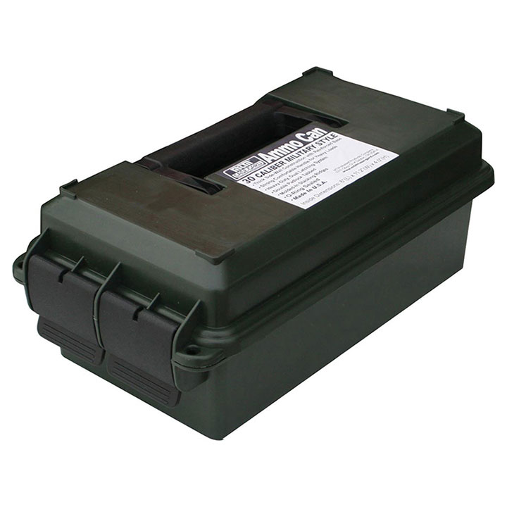 MTM Ammo Can 30 Caliber - Short Forest Green
