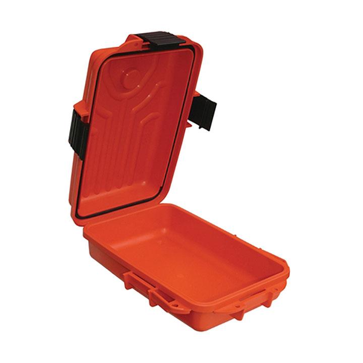 MTM Survivor Dry Box - Small 10x7x3 Inch Orange