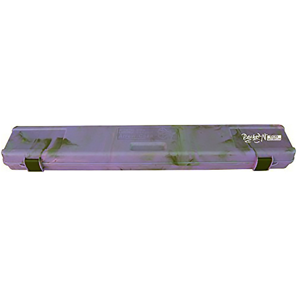 MTM Ultra Compact Arrow Case 12 Arrows up to 32.2In Purple Camo