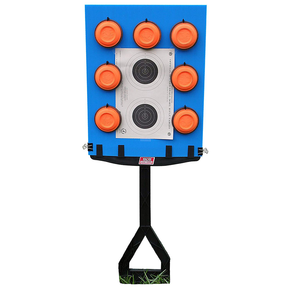MTM Jammit Target System  Stand  Target Backer  Bird Board Clips