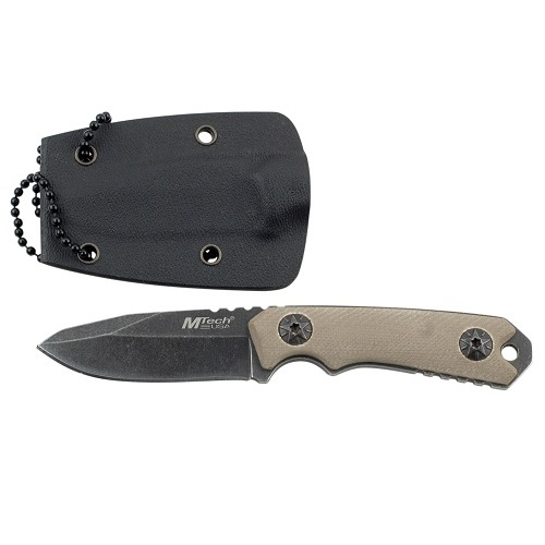 MTech USA MT-20-30 Neck Knife 4.75in Overall