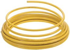 COATED COPPER TUBING, TYPE L, 1/2 IN. ID X 100 FT.