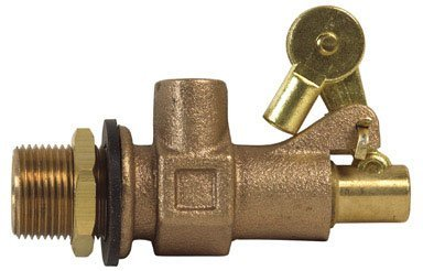 109804 3/4 BRONZE FLOAT VALVE