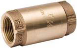 101305NL 1 BRONZE CHECK VALVE