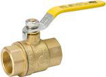 107830NL 3 IN. BRASS BALL VALVE