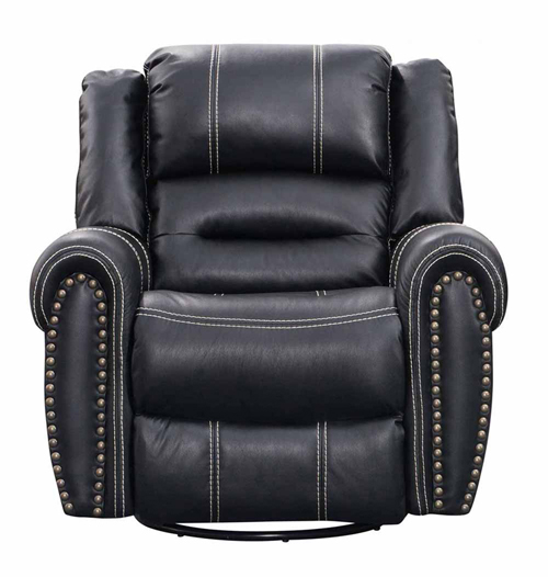 Braxton Recliner Chair, Black