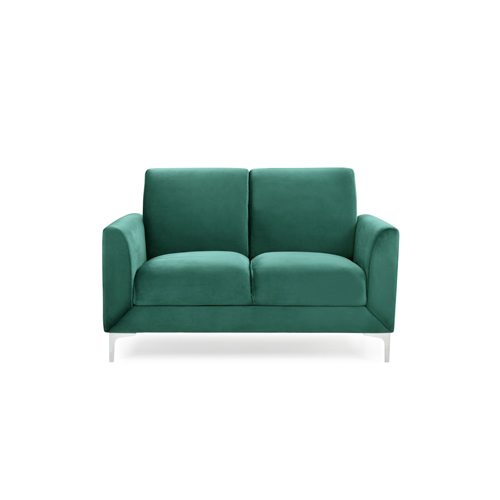 Abigail Green Loveseat