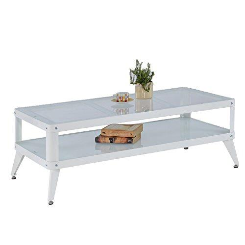 Maria White Coffee Table