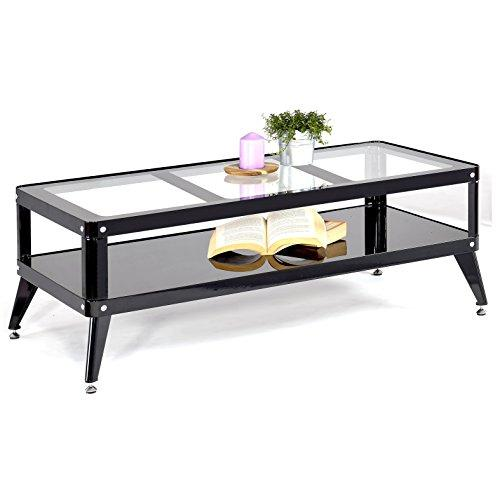 Maria Black Coffee Table
