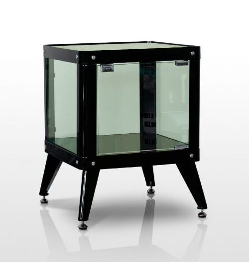 Maria Black End Table