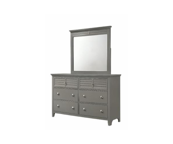 Bessey Dresser, Gray