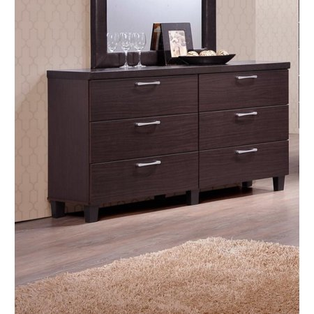 Bravia Dresser in Walnut Finish