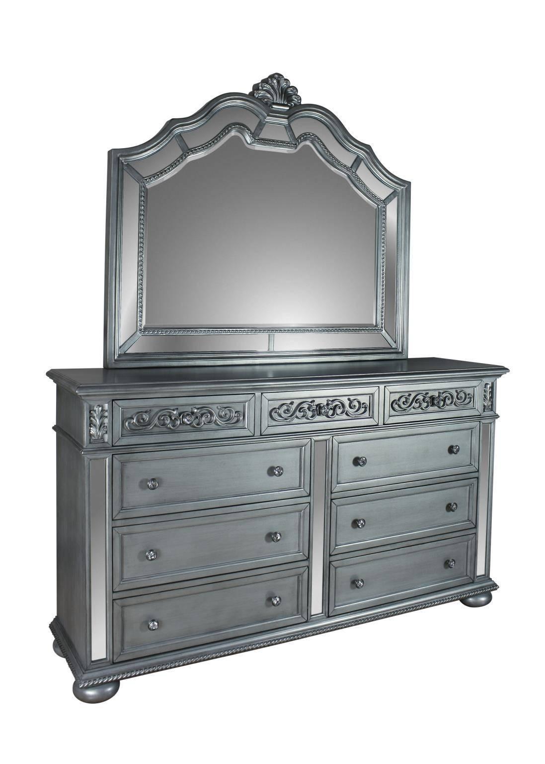Kealynn Silver Dresser