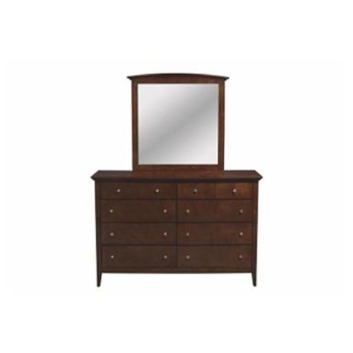 Whistler Dresser in Brown Finish